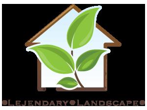 Lejendary Landscape LLC Logo
